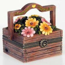 "Boyds Bears Treasure Box ""Mrs. Gardenbeary's Flowerbox of Friendship"" #02010-21"