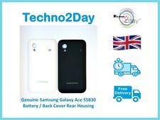 Genuine Samsung Galaxy Ace S5830 Back Battery Cover Rear Housing Original