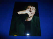 STEVE WINWOOD signed Original Autogramm 20x30 In Person