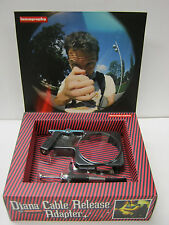 Lomographic Society Diana F+ Cable Release Adapter New in Box Lomo #569