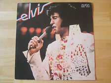 Elvis Presley LP titled,  Elvis, Amiga Records, Germany