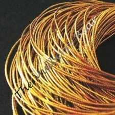10 Meters COPPER METALLIC CORD Cards, Scrapbooks