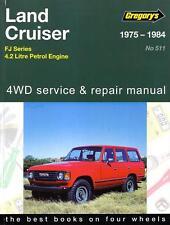 toyota gregorys car truck service repair manuals ebay rh ebay com au Toyota Hiace Door Latch Toyota Hiace Matatu