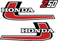 HONDA Z50 1976 Tank  Decals & Sidecover Logo