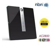 NETGEAR AC2800 Dual Band V7610 NBN VDSL Gigabit MODEM Router Telstra GATEWAY PRO