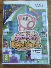 Kirby's Epic Yarn (Nintendo Wii, 2011)