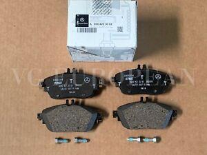 NEW Mercedes-Benz CLA250 CLA45 AMG GLA250 Genuine Front Brake Pad Set !!!!