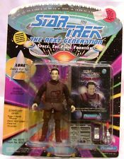 1993 Playmates Star Trek The Next Generation Lore - Unpunched Card!