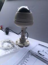"""Small Dome color camera 1/3"""" Sony color CCD 540TVL 12VDC/120mA"""