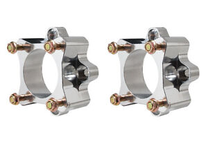 "Blaster YFS 200  4/100  2"" Rear Wheel Spacers 1 Pair=4"" Added Width Alba Racing"