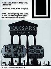 Lernen von Las Vegas (Bauwelt Fundamente) (German Edition) by Robert Venturi