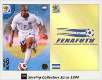 2010 Panini South Africa World Cup Soccer Cards Team Set Honduras (2)
