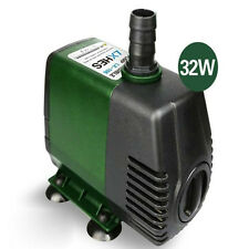 220V 32W Submersible Pump Aquarium Fish Tank Powerhead Fountain Water Hydroponic