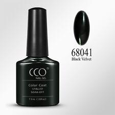 CCO ORIGINAL UV LED NAIL GEL POLISH VARNISH NAILS SOAK OFF 300 COLOURS FREE P&P