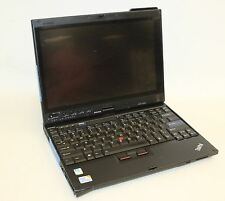 LENOVO ThinkPad X200 Laptop Intel Core 2 Duo L9400 1.86GHz 4GB WiFi Tablet