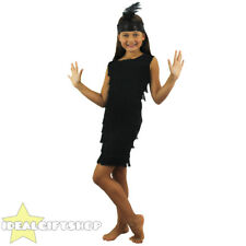 I Love Fancy Dress ILFD7019S Girls Flapper Small