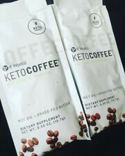 It Works Keto Coffee MCT Oil Fat Burning Skinny Coffee 2 Pack