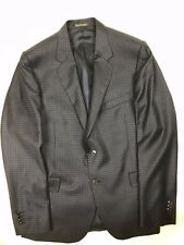Paul Smith - Blue/Black Mayfair Blazer - EU52/UK42 - *NEW WITH TAGS* RRP £550