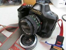 CANON T90 35ML WITH LENS /FLASH UNIT +LOADS OF ACCESORIES  ( BARGAIN) 2#