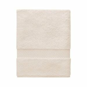 FRANCE ETOILE SOLID COLOR BATH TOWELS BY YVES DELORME - SOFT & ABSORBENT