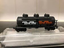 N gauge boxed Atlas Tank Train 3 dome tanker