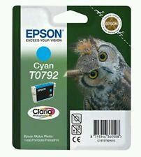 EPSON GUFO T0792 originale Cartucce di Inchiostro Ciano