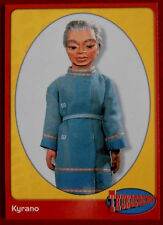 THUNDERBIRDS - Kyrano - Card #32 - Cards Inc 2001