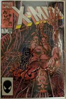 Uncanny X-Men Lot of 5 - 205, 206, 207, 208, 209, Great condition.