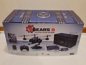 NEW Microsoft Gears of War 5 Collectors Edition Jack Drone