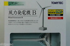 "Tomytec n scale Wind Turbine ""Wind Generator"" / Diorama Interior Tomix"