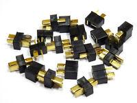 10 Paar 20 Stück MINI T-Dean Stecker Buchse T-Plug T-Connector Nylon Lipo ESC