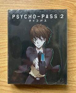 Pscho-Pass 2 Collector's Edition Blu-Ray New Sealed