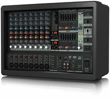 Behringer PMP1680S Europower 1600w 10 Channel Mixer Amplifier