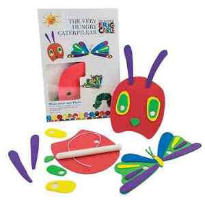 The Very Hungry Caterpillar Make & Play Mask Set