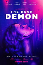 "010 The Neon Demon - Keanu Reeves 2016 Suspense Movie 14""x20"" Poster"