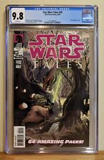 STAR WARS TALES #20 CGC 9.8 - WHITE PAGES  *HIGHEST GRADED *