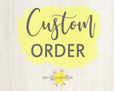 """CUSTOM ORDER Additional Cost for 5""""x7"""" invitations"""