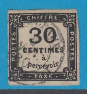 FRANCE J7 POSTAGE DUE - NO FAULTS  VERY FINE !