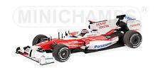 Toyota TF109 J.Trulli Australian GP 2009 400090009 1/43 Minichamps