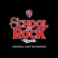 School Of Rock: The Musical / O.B.C. - School Of Rock: - CD New Sealed