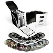 Star Wars (blu-ray ,2020, 18 Discs)