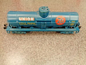 American Flyer S Gauge Nicely Done Custom Painted & Lettered Union 76 Tank Car