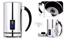 CHEFS STAR MILK FROTHER HOT COLD CAPPUCCINO COFFEE LATTE MAKER WARMER HEATER MF2