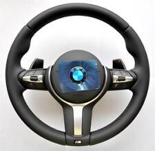 BMW M Sport Steering wheel F10 F11 F07 F06 F12 F13 F01 F02 F03 F04 GC GT PADDLES