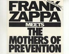 CD FRANK ZAPPA	meets the mothers of prevention	FRANCE 1990 EX- (B3228)