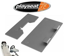Playseat X-Box 360 Wireless Wheel Adaptor Video Game Mounting Kit Metal Plate