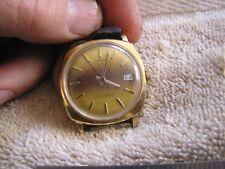 Vintage Timex Electric Dynabeat Date Modern