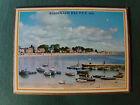"ALMANACH DES PTT 1967 ""port de Larmor, Morbihan"" & ""Chateau de la Treyne, Lot"""