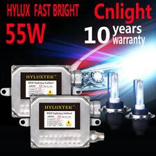 55W 12V 24V HYLUX 9005 HB3 9006 HB4 H1 H7 H9  H11 HID XENON hid xenon headlights