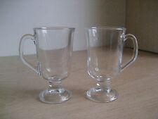 Set di 2 Bicchieri da Irish Coffee Latte Macchiato Tè Cappuccino Cioccolato Macchiato tazze Coppe